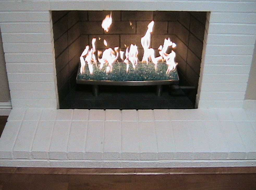 Painting Inside Of Fireplace Ideas Gallery Blog